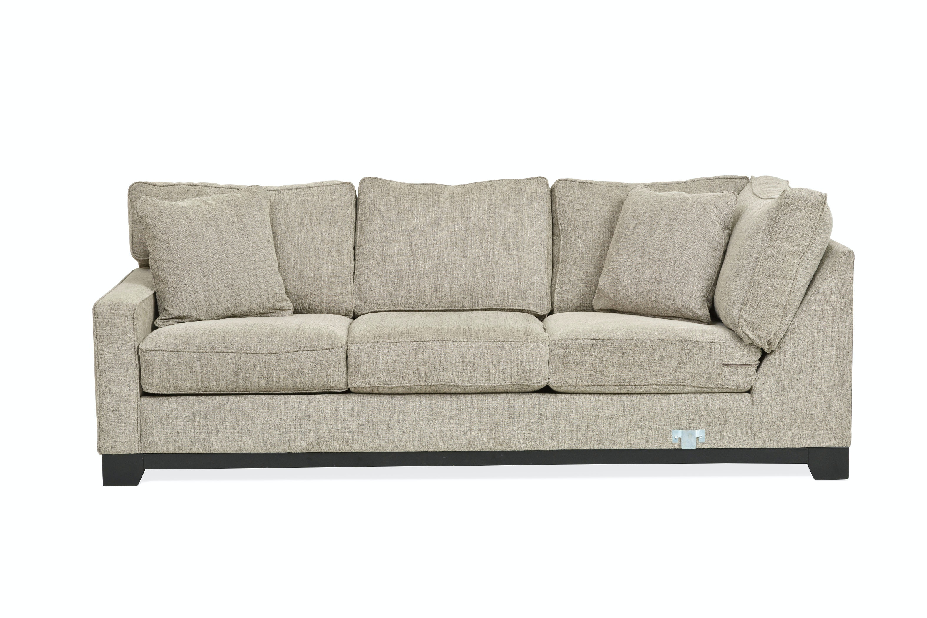 gemini 2piece sectional kt14175 - 2 Piece Sectional