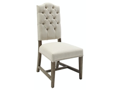 Ava Side Chair - Camel
