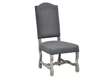 Jasper Steel Dining Side Chair