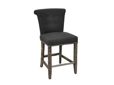 Vincent Coal Counter Stool