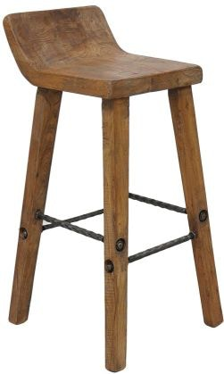 Wonderful Arturo Low Back Barstool