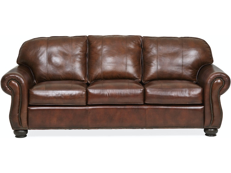 Benson Leather Sofa St 405556
