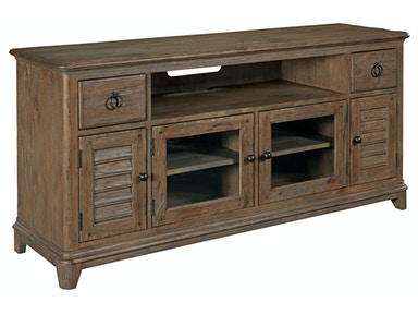 Weatherford Media Console - 66 inches - HEATHER