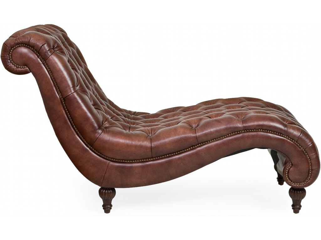 living room dani leather chaise - dani leather chaise st