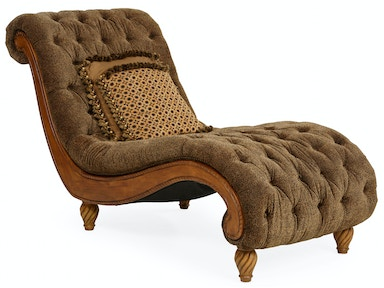 Dinah Tufted Chaise – CHESHIRE