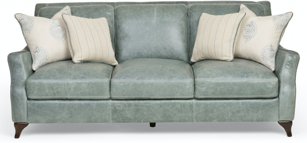 Silver Lake Leather Sofa St 414811