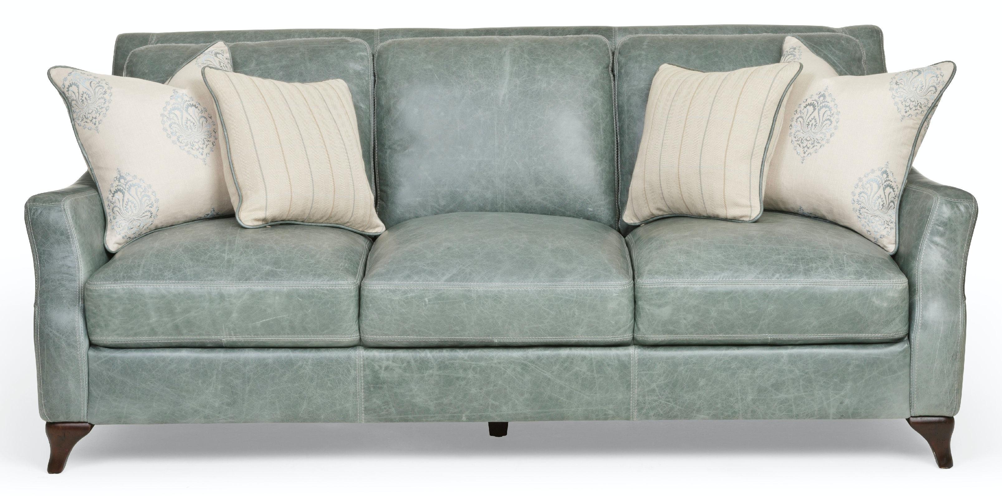 silver lake leather sofa - Simon Li Furniture