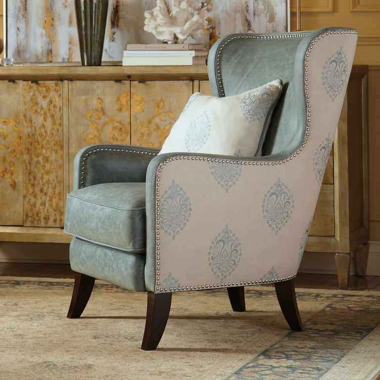 Living Room Silver Lake Wing Chair
