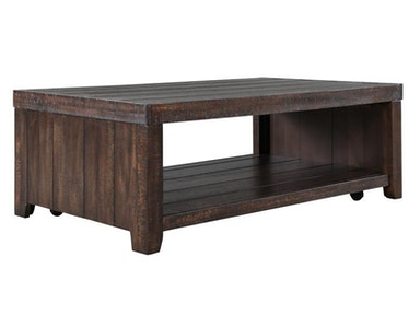 Caitlyn Rectangle Cocktail Table