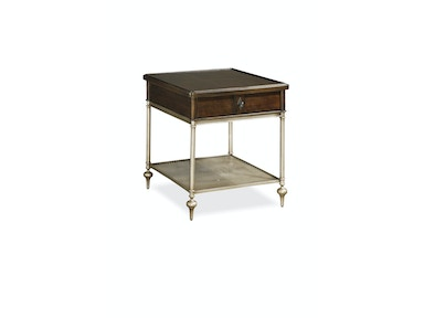 Proximity Drawer End Table