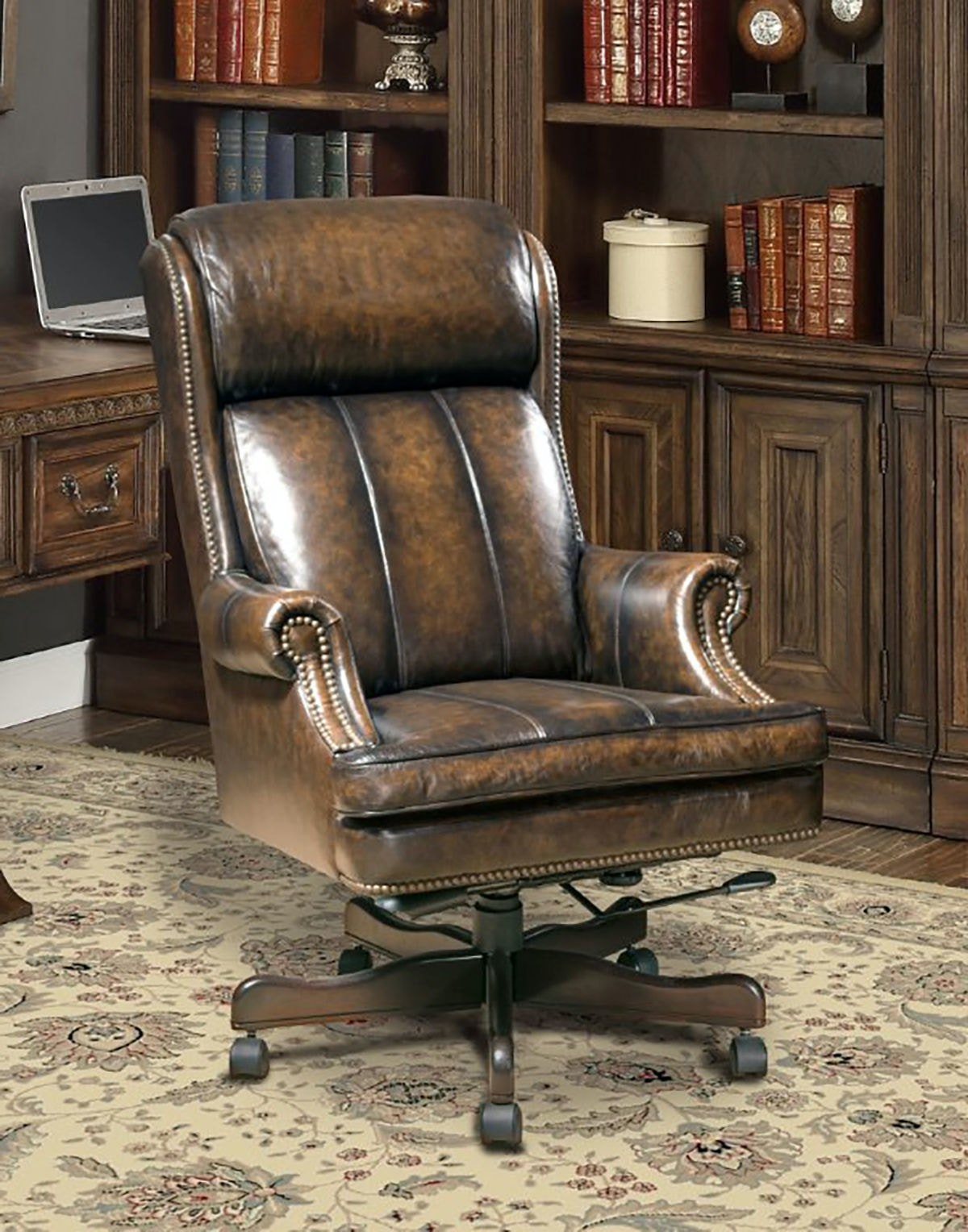 Marvelous Chino Executive Desk Chair ST:416261