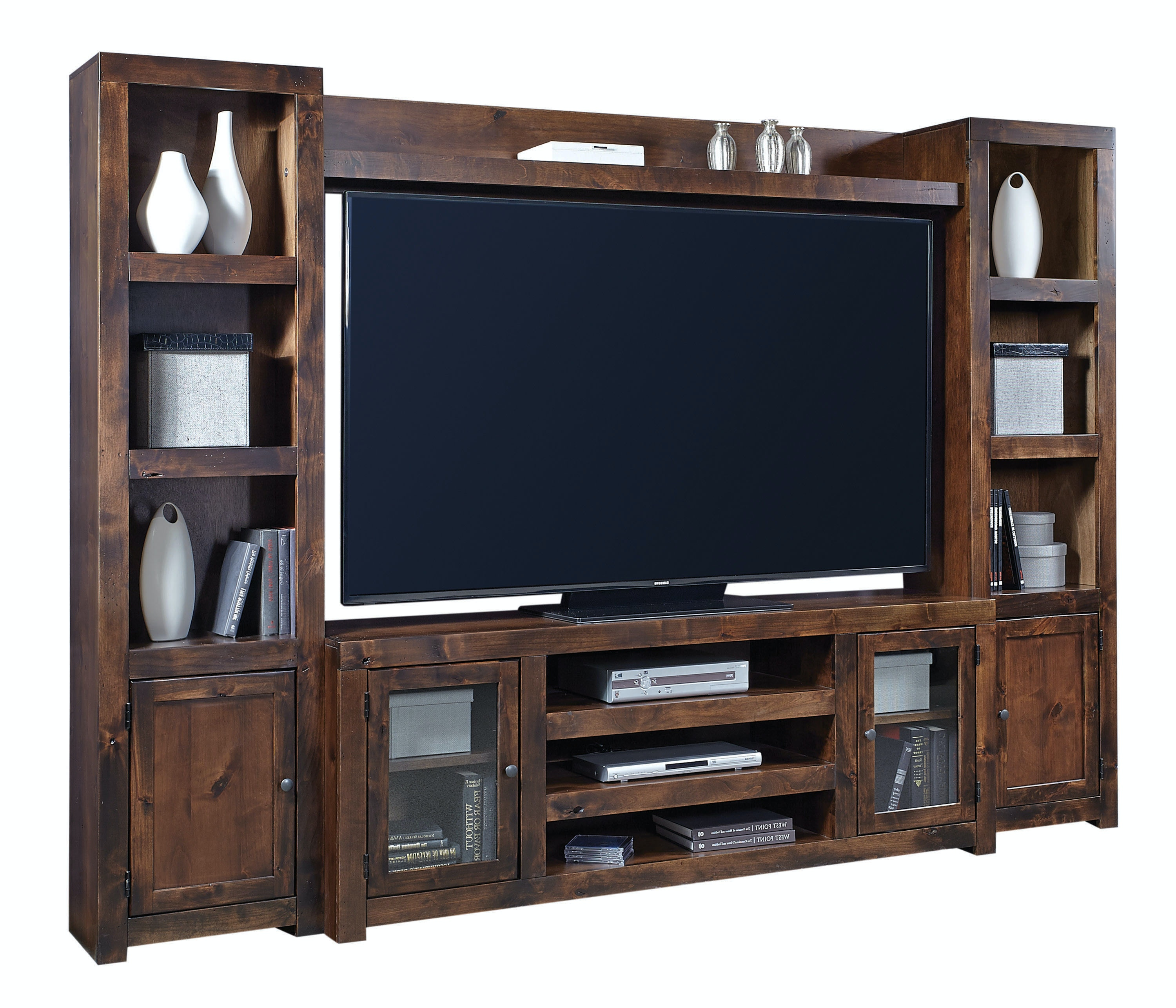 Contemporary Alder 72 Media Console ST:427710