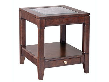 Genesis Rectangle End Table