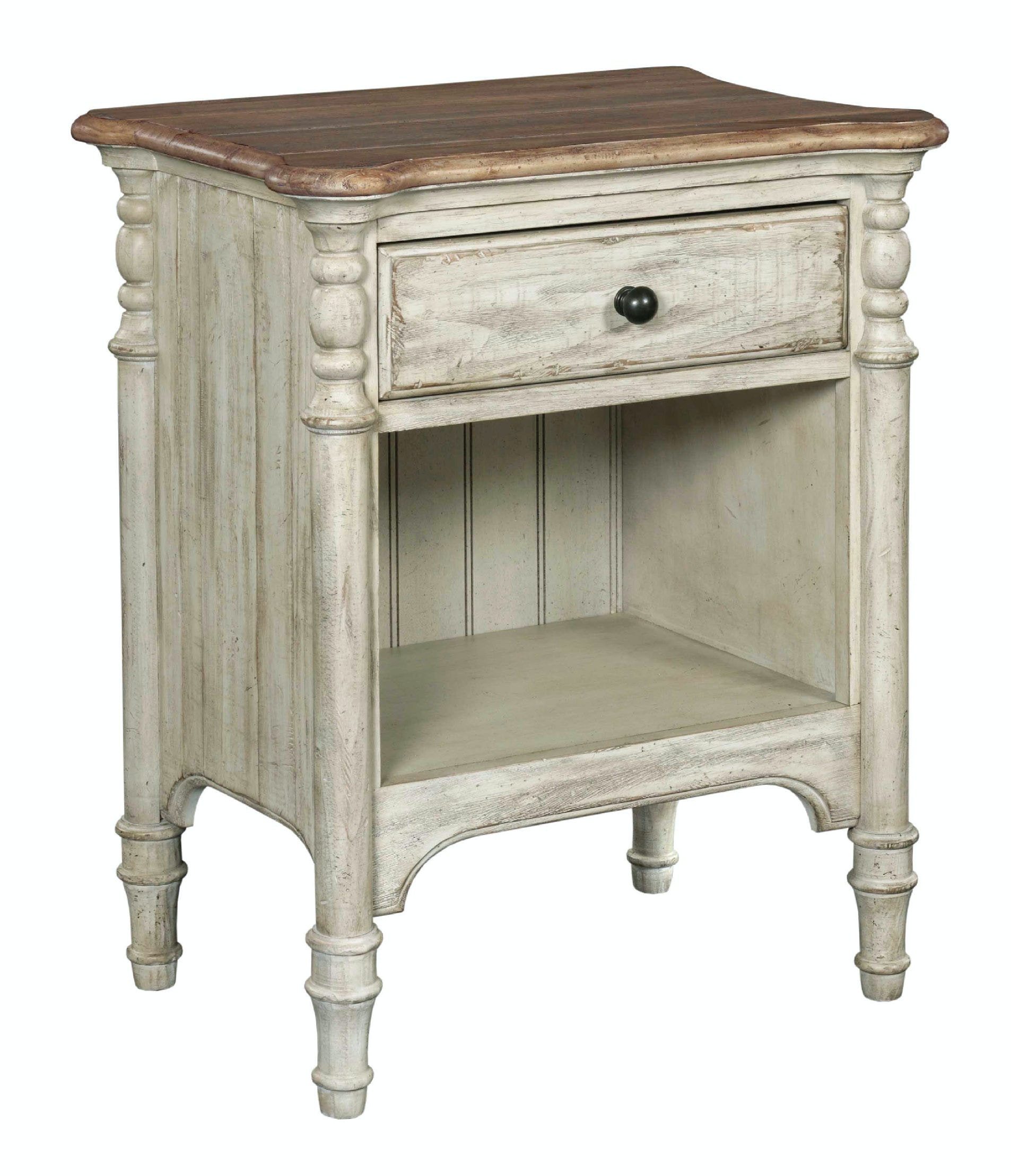 Weatherford Open Nightstand ST:432736