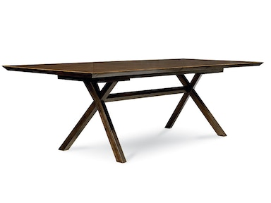 Kateri Trestle Table