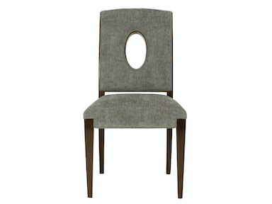 Miramont Open Oval Back Side Chair
