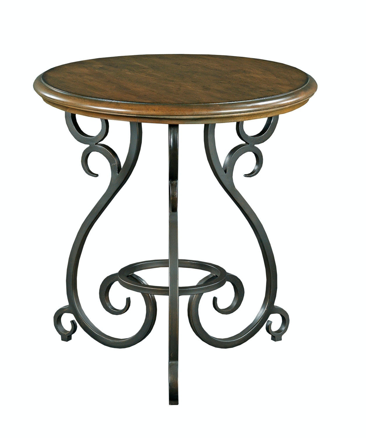 Portolone Round Accent Table