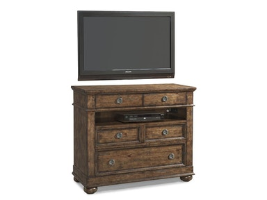 Southern Pines Bluff Media Chest