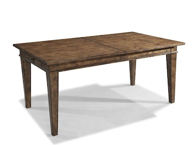 Southern Pines Weymouth Leg Dining Table