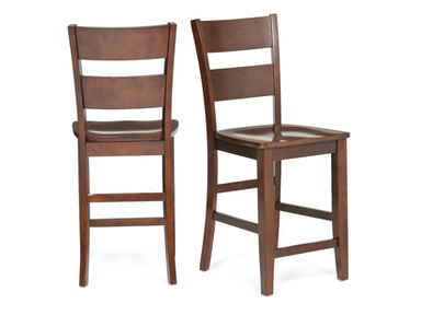 Madera Counter Stool - Espresso Finish