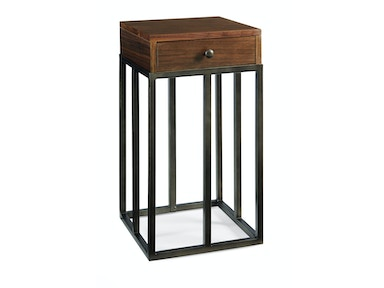 Modern Craftsman Charged Up Accent Table