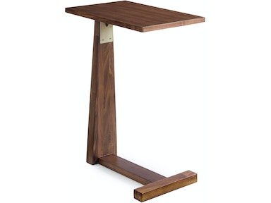 Modern Craftsman Work Hard, Play Hard Accent Table