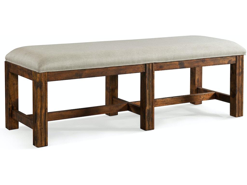 trisha yearwood carroll bed bench