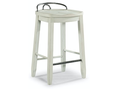 Trisha Yearwood - Cowboy Stool - CREAM
