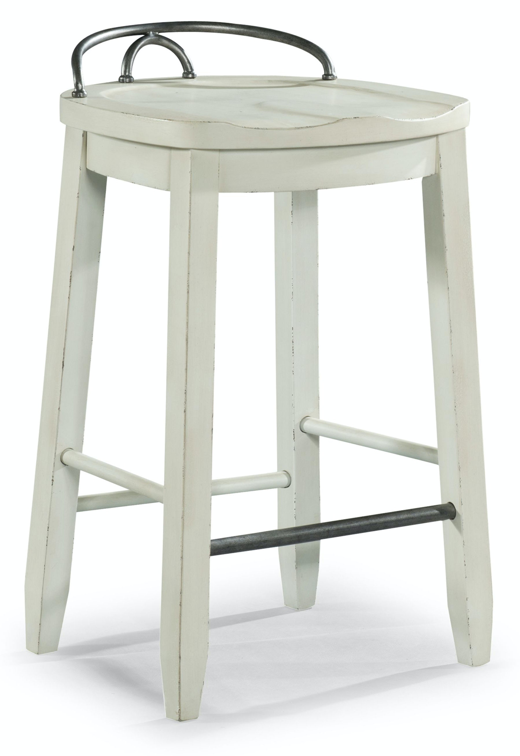 Attractive Trisha Yearwood   Cowboy Stool   CREAM