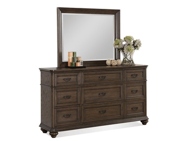 Belmeade Nine Drawer Dresser
