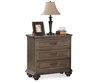 Belmeade Three Drawer Nightstand