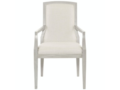 Criteria Upholstered Back Arm Chair