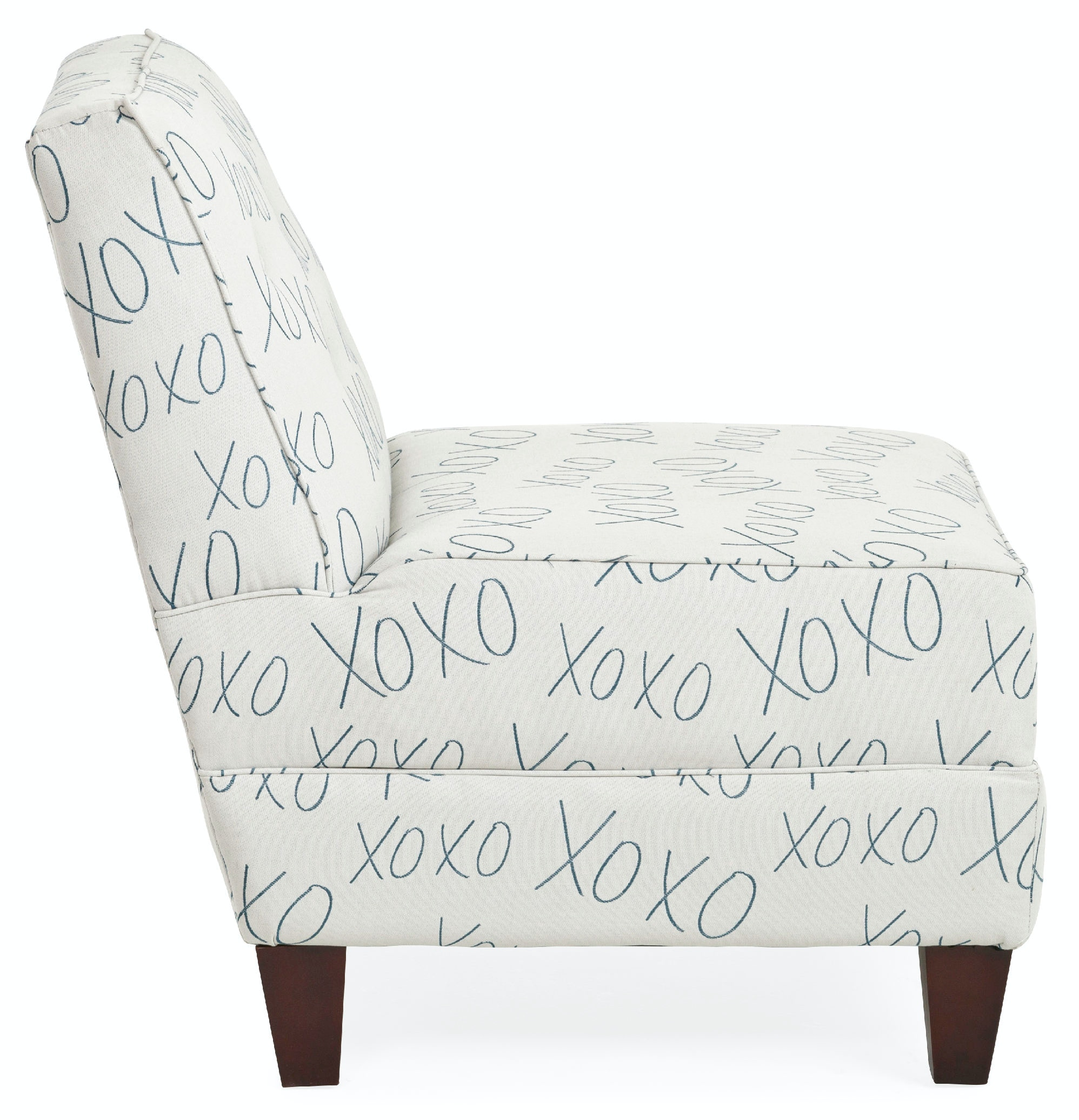 Trisha Yearwood Yukon Teagan Slipper Chair