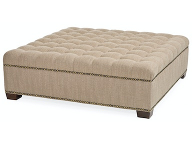 Solutions Square Cocktail Ottoman