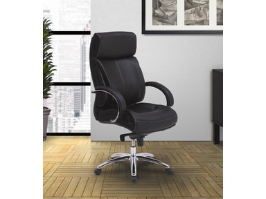 Alston Ebony Desk Chair