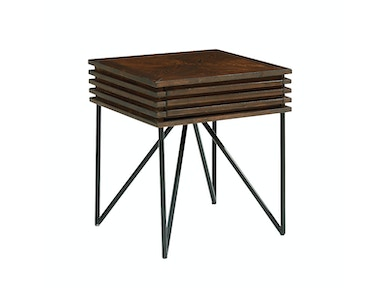 Magnolia Home - Stacked Slat Side Table