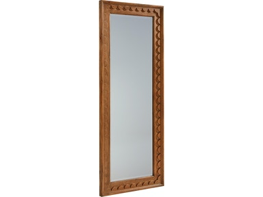 Magnolia Home - Scalloped Floor Mirror