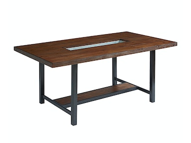 Magnolia Home - Framework Dining Table - 84 INCHES