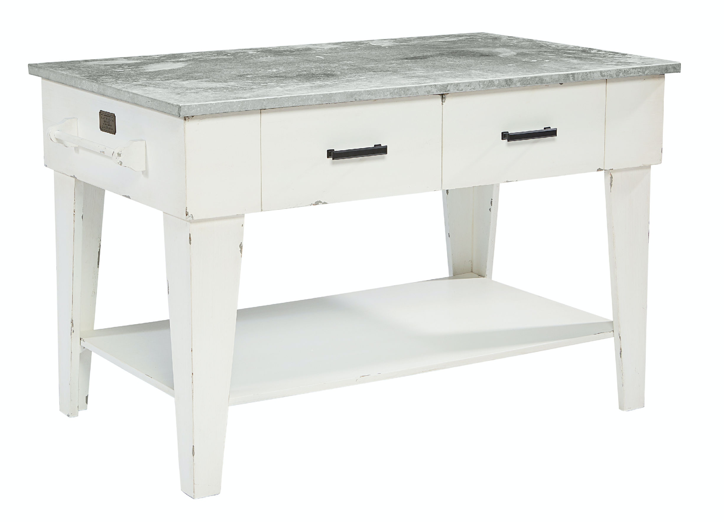 magnolia home kitchen island jo