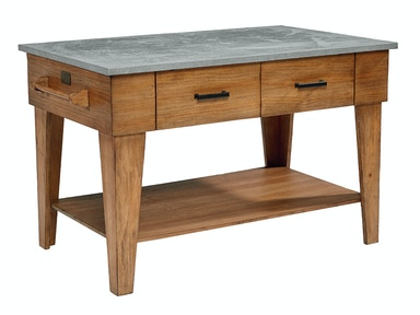 Magnolia Home - Kitchen Island - BENCH FINISH