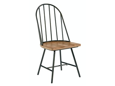 Magnolia Home - Windsor Metal and Wood Hoop Chair