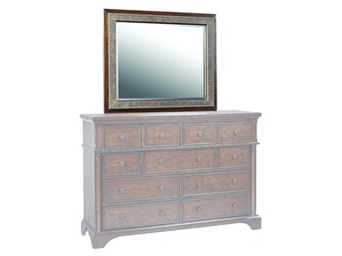 Bancroft Upholstered Mirror