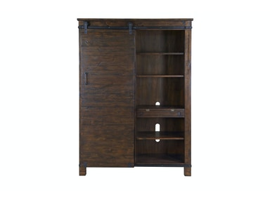 Pinehaven Computer Armoire