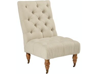 Magnolia Home - Tufted Slipper Chair