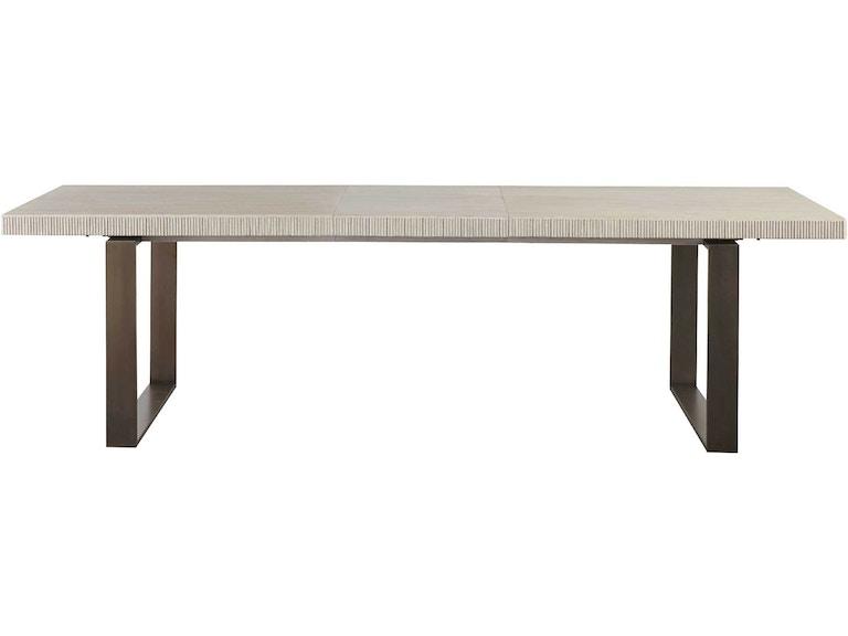 Dining Room Modern Quartz Robards Rectangular Dining Table