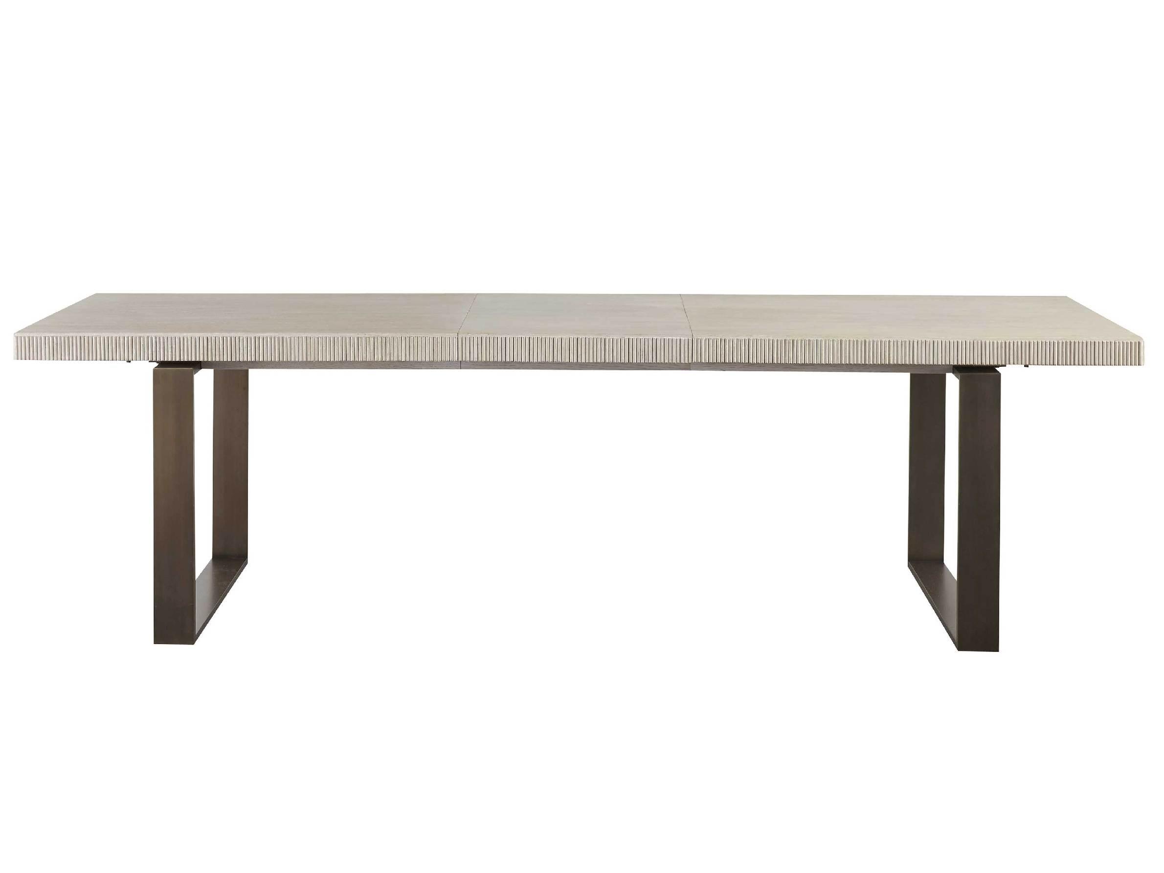 Modern Quartz Robards Rectangular Dining Table ST:480345
