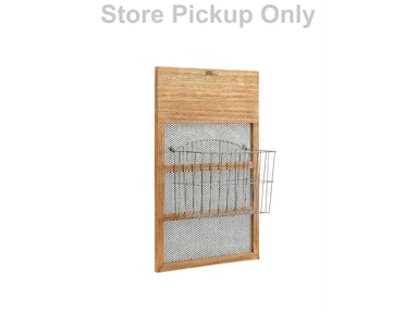 Magnolia Home - Mesh Hanging Letterbox