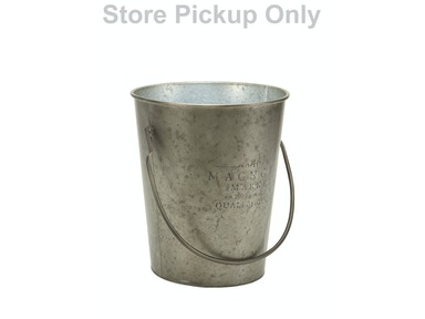Magnolia Home - Metal Milk Bucket
