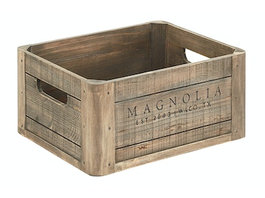 Magnolia Home - Wood Crate