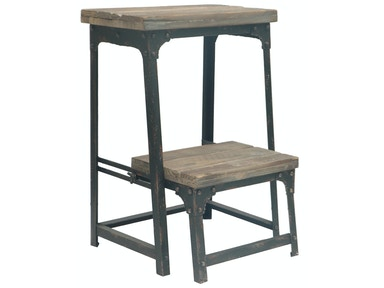 Percy Adjustable Step Stool